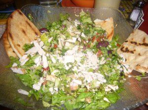 Chopped Turkey Salad