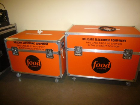 Production Equipment for Emeril Live