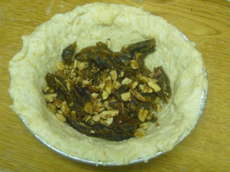 Pecans, Dates, & Pie Crust oh my!