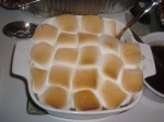 Elissa's Sweet Potatoes with Marshmallows