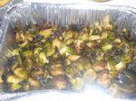 Jana's Brussels Sprouts