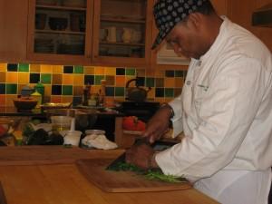 Zarela's Chef