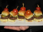 David Burke's Townhouse Sliders