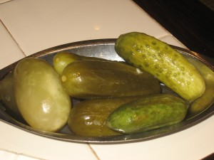 2nd Avenue Deli Pickles