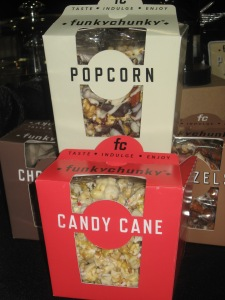 Fancy Food Show Funky Popcorn