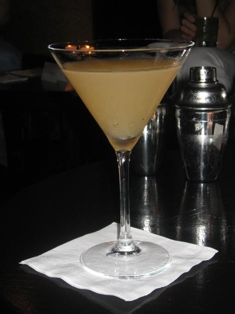 Whiskey Park's Grapefruit Martini