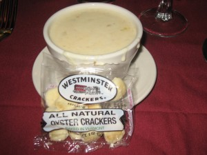 Molly Malone's New England Clam Chowder
