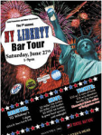 NY Liberty Bar Tour