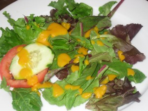 Tensan Mixed Greens