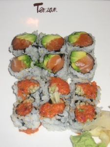 Tensan Sushi